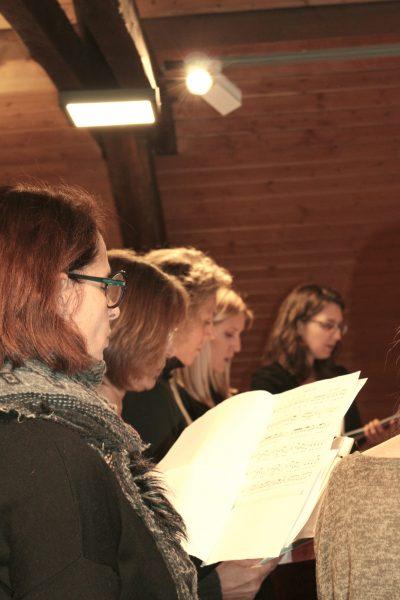 Chorale en entreprise